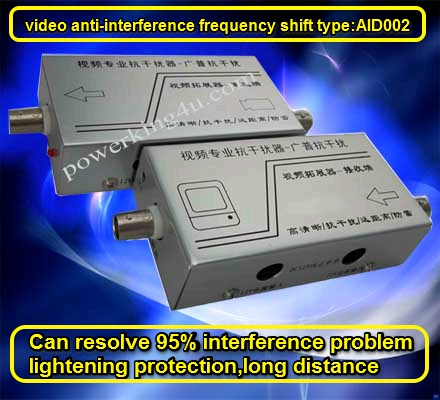 Video anti-interference device AID002